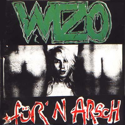 Frontcover der LP